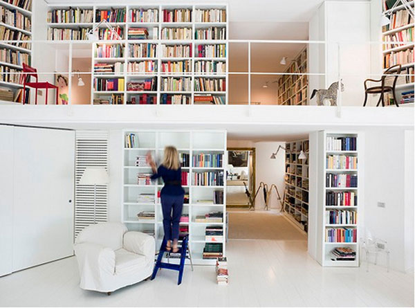 Swell Pix Grove Contemporary Home Library Designs Largest Home Design Picture Inspirations Pitcheantrous