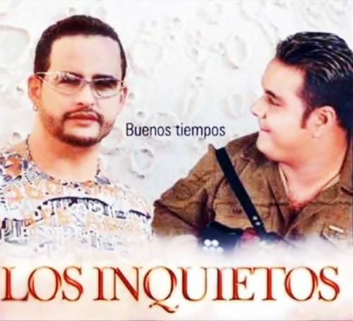 Lyrics de Los Inquietos Del Vallenato
