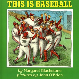 bookcover of THIS IS BASEBALL  by Margaret Blackstone