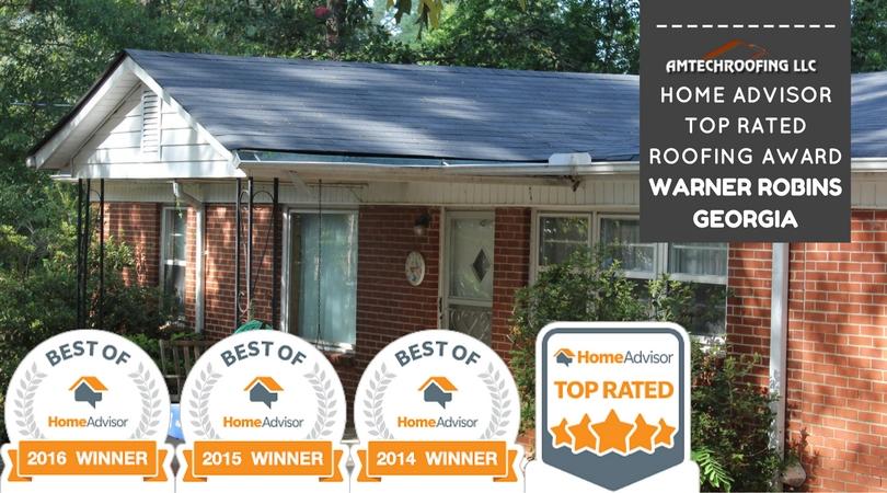 Top Rated Advisor - Asphalt Roofs in Warner Robins