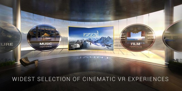 Watch Premium Cinema Virtual Reality