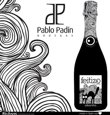 BODEGAS PABLO PADÍN: Feitizo Da Noite, su primer espumoso 3