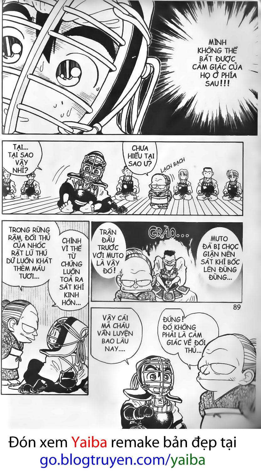 Yaiba chap 5 trang 4