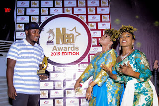 Gospel duo Sabii and Matt win big at Northern Entertainment Awards IMG 20190320 WA0001