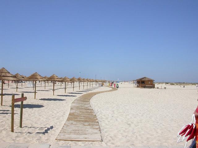 Praias da Ilha de Tavira