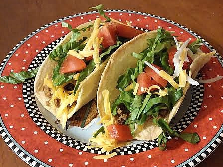 Fast Food at Home - Tacos