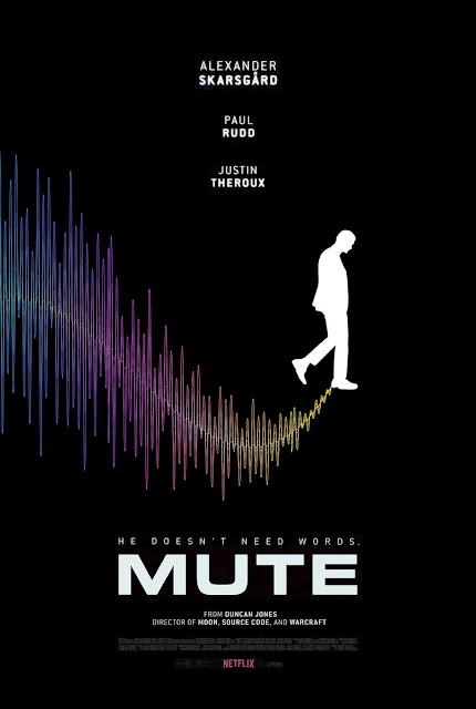 Mute (2018) ταινιες online seires oipeirates greek subs