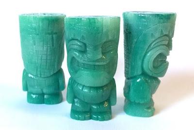 Tenacious Tiki Jade Edition Resin Figure by NEMO x Tenacious Toys