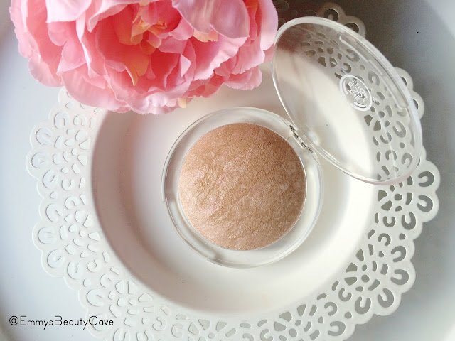 The Body Shop Baked Bronzer Review