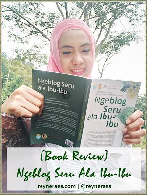 Review buku ngeblog seru ala Ibu-Ibu