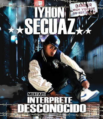 Iyhon Secuaz interprete desconocido The Mixtape (colombia)