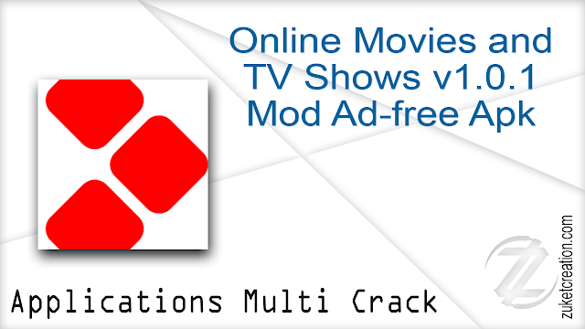 Online Movies and TV Shows v1.0.1 Mod Ad-free Apk