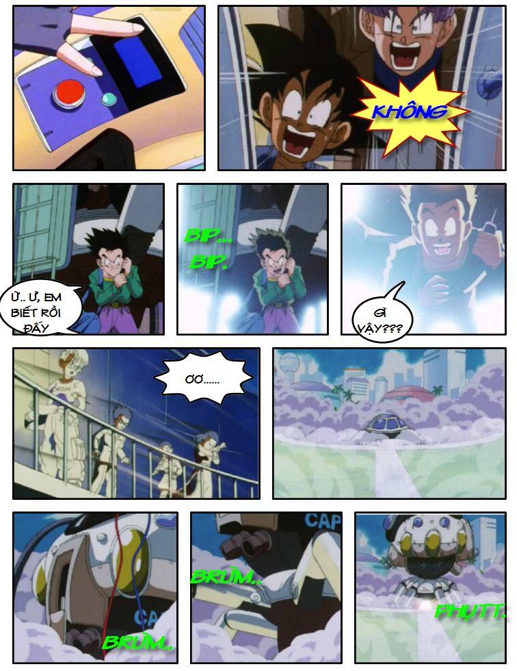 Dragon Ball GT chap 5 - Trang 19