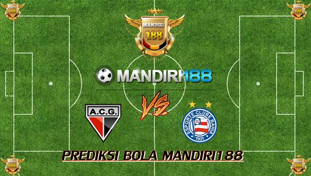AGEN BOLA - Prediksi Atletico Goianiense vs Bahia 12 September 2017
