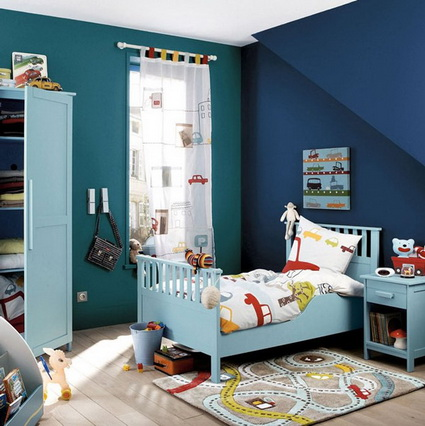 Ideas for decorating boys rooms 6