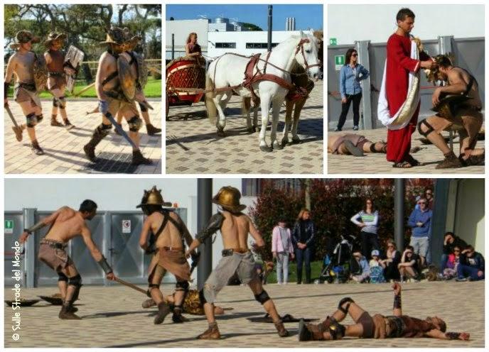 Gladiatori Cinecittà World