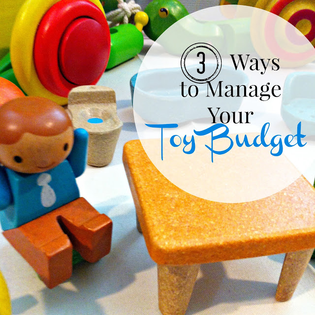 3 Ideas for saving money on toys for your kids.