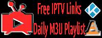 Latest M3U IPTV Links 06 May 2018 NEW