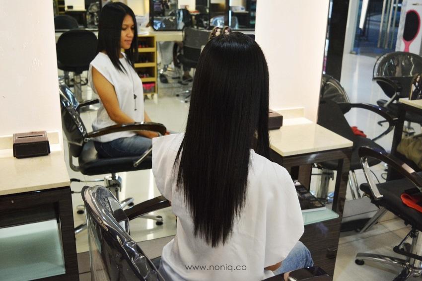 Terakhir kali rambut saya di smoothing adalah Desember 2014 di salah satu  salon di Bandung. Hasilnya lumayan 8c9aa5be16