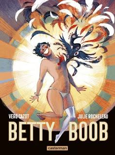 Betty Boob de Vero Cazot y Julie Rocheleau
