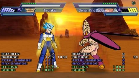 Download Dragon Ball Shin Battle Of Gods PPSSPP
