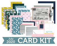 Simon July Card Kit