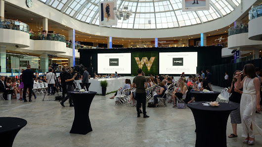 WEM's Spring & Summer Fashion Show - The Cassie Paige - Life & Style Blog