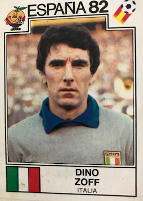Dino Zoff, Album Spagna 82