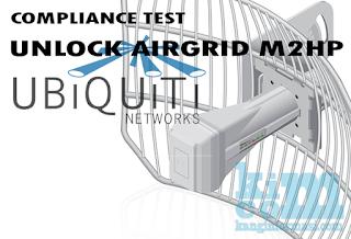 Cara Memunculkan Compliance Test Pada AirGrid M2HP - Kanginformasi.com