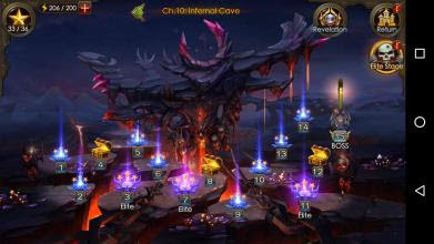 Permainan Legacy of Discord-FuriousWings APK
