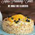 Nuss-Pudding-Torte mit Mango (glutenfrei)
