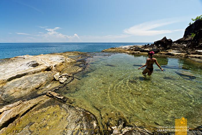 Once Islas Bisaya-Bisaya Island Tidal Pool