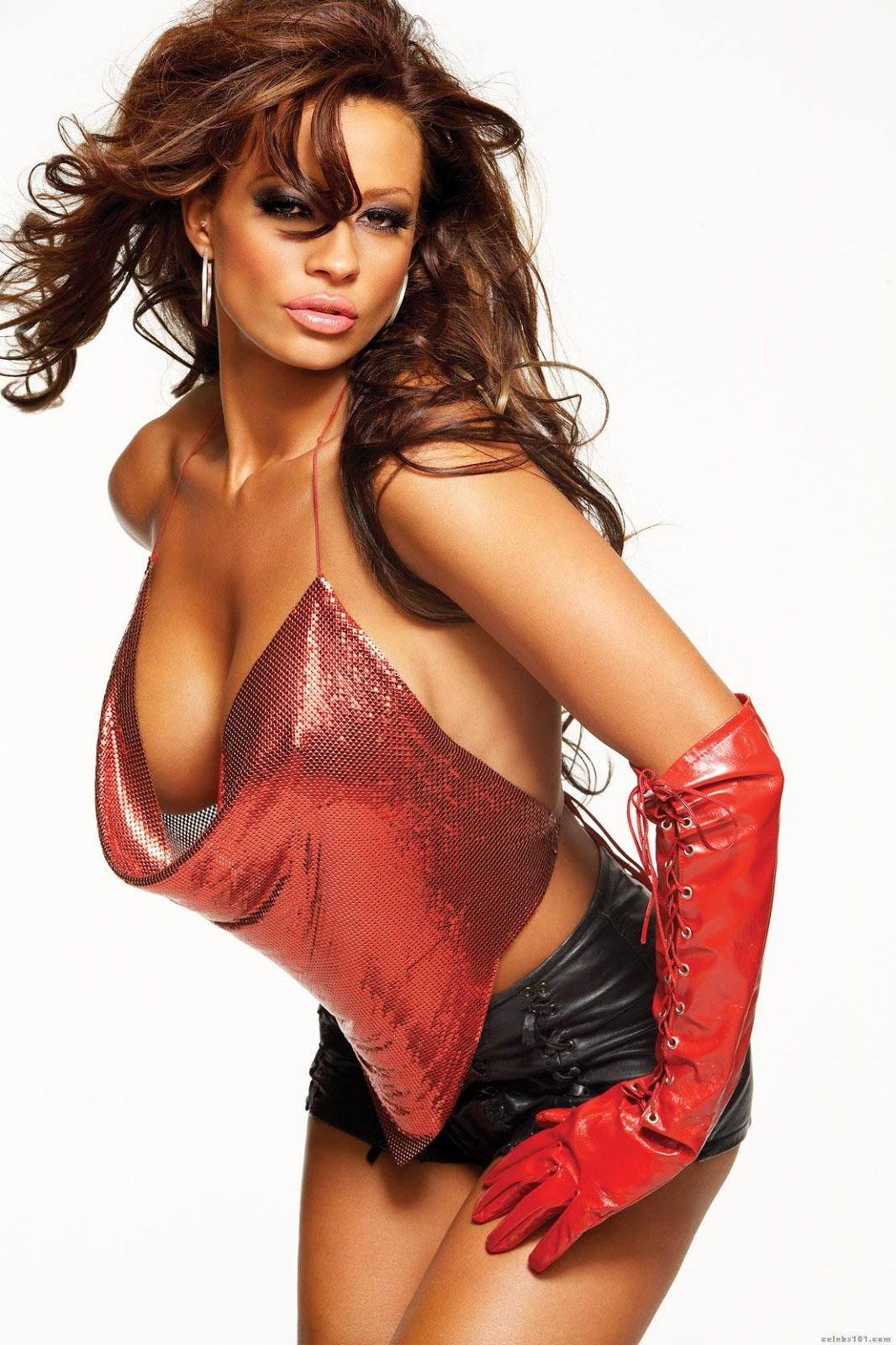 Linares sexy nude rebecca