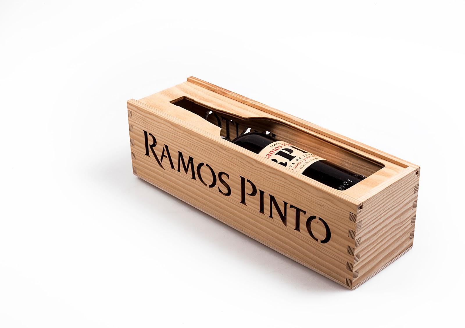 Creative Directors Sergio Correia Elias Marques Project Type Produced Commercial Work Client Ramos Pinto Location Porto Portugal