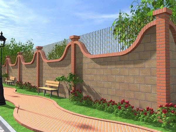 Amazing%2Bideas%2Bof%2Bfences%2Band%2Bfences%2Bto%2Bgive%2Bsecurity%2Bto%2Byour%2Bhouse%2B%252812%2529 Superb concepts of fences and fences to offer safety to your own home Interior