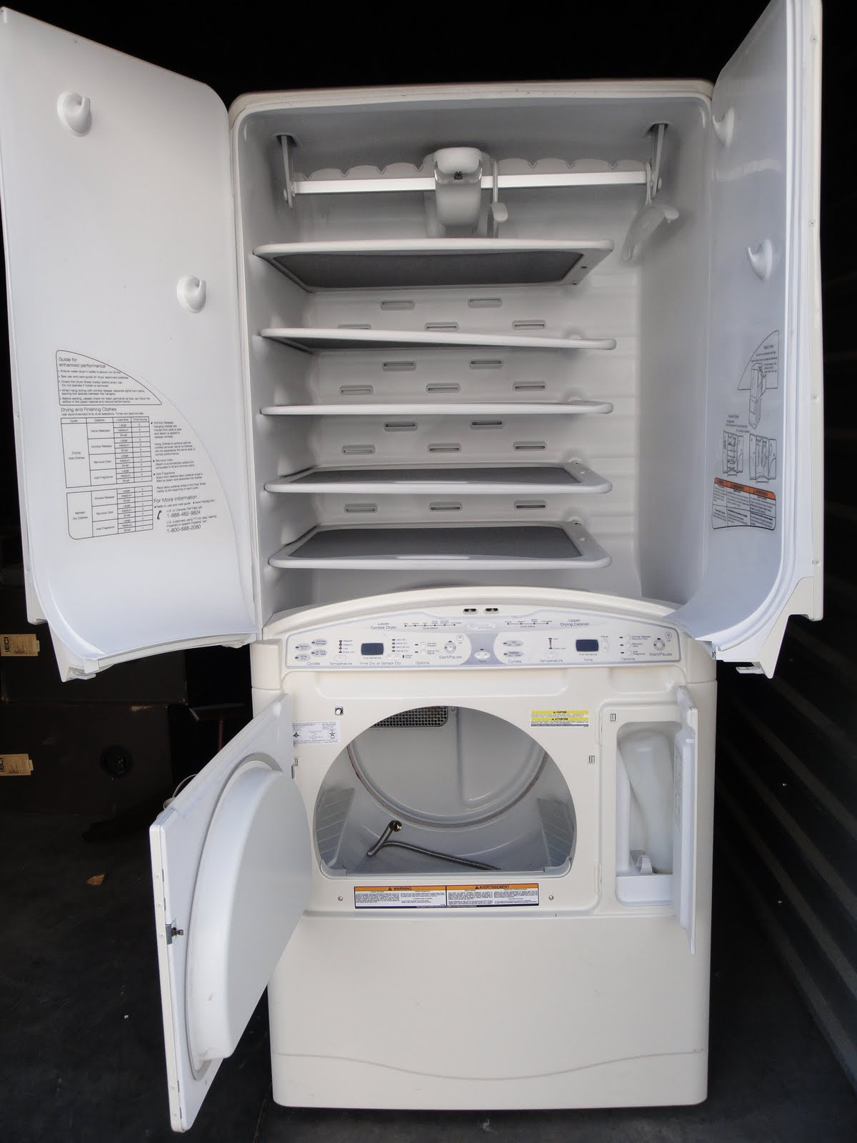The Storage Princess SOLD NO LONGER AVAILABLE Maytag Neptune