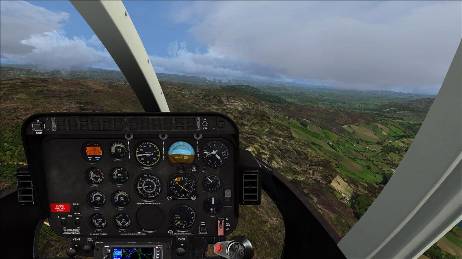 DeskPilot's Flight Sim Blog: Sweetfx   How sweet it is!