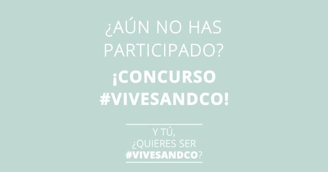 Concurso #vivesandco