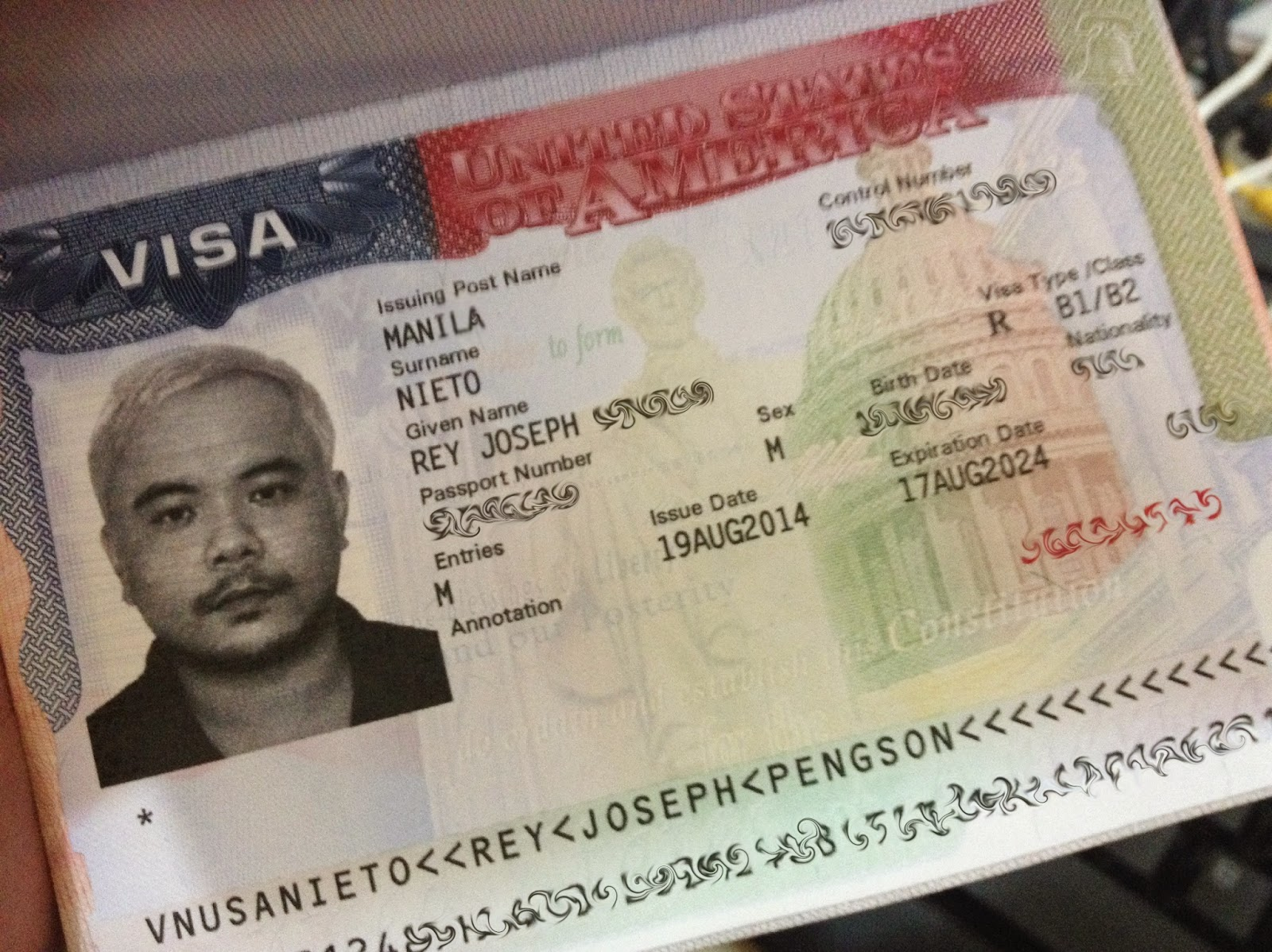 My K1/K2 Fiance Visa Interview Experience |