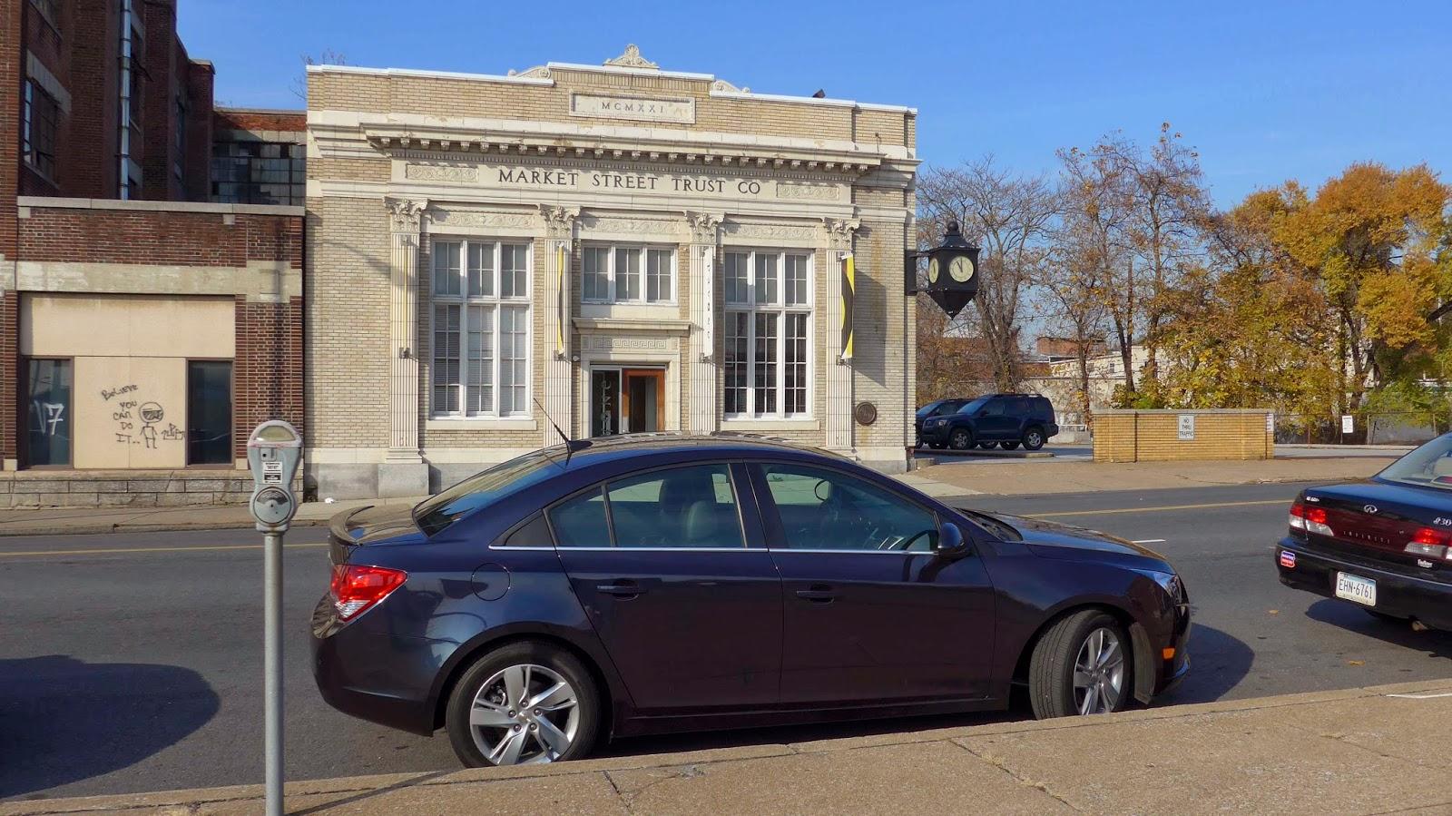 Philly Phoodie: Harrisburg Road Trip | Chevy Cruze Diesel