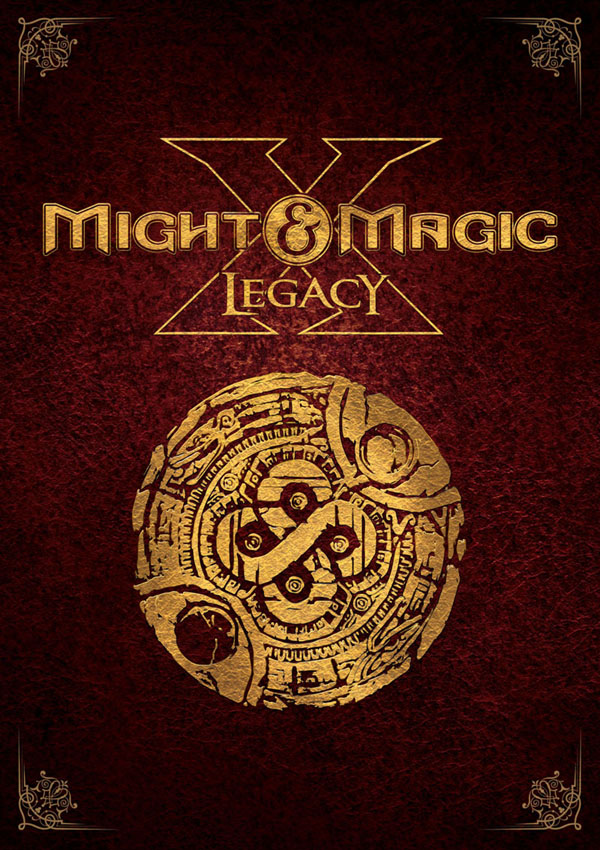Might and Magic X Legacy Download Cover Free Game