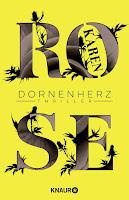 Cover des Buches Dornenherz von Karen Rose, erschienen im Knaur Verlag