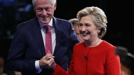 Economy isn't the only reason to elect a president : Hillary Clinton