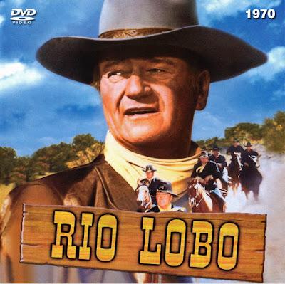 Rio Lobo (John Wayne) - [1970]