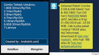 Paket Murah Hot Offer 5 GB Combo