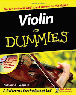 Violin For Dummies - Katharine Rapoport