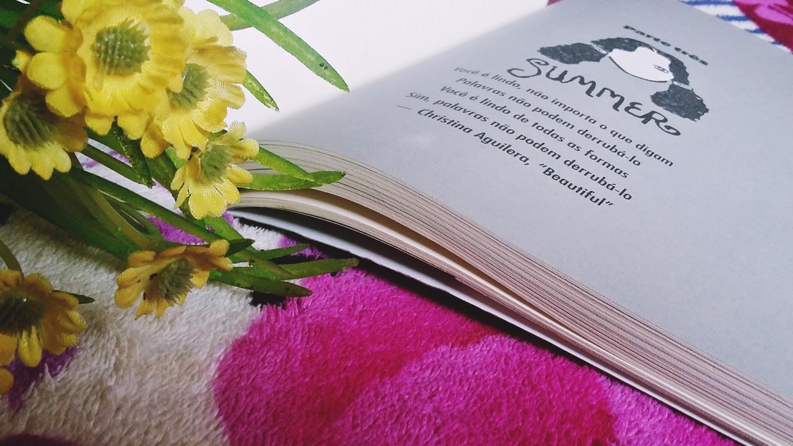 Resenha do livro Extraordinário