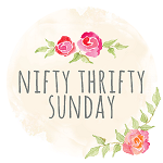 Nifty Thrifty Sunday Link Up