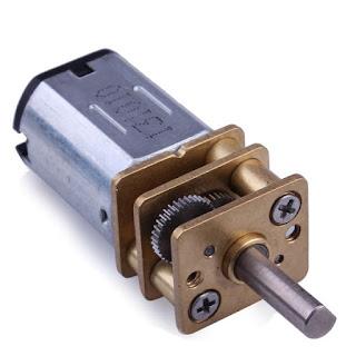 Micro Metal Motors