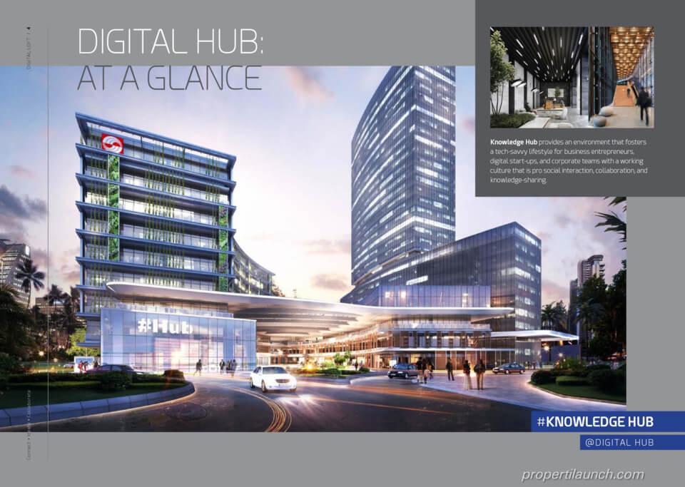 Digital Hub BSD